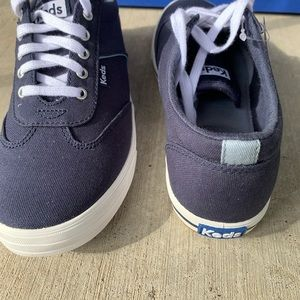 Keds Shoes - ~Memory Foam~ Navy Courty Core